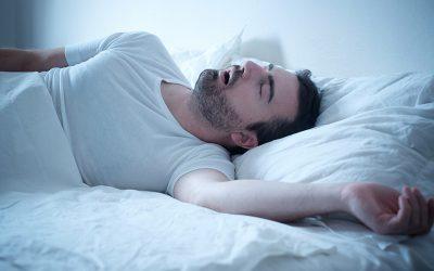 snoring devices dentist